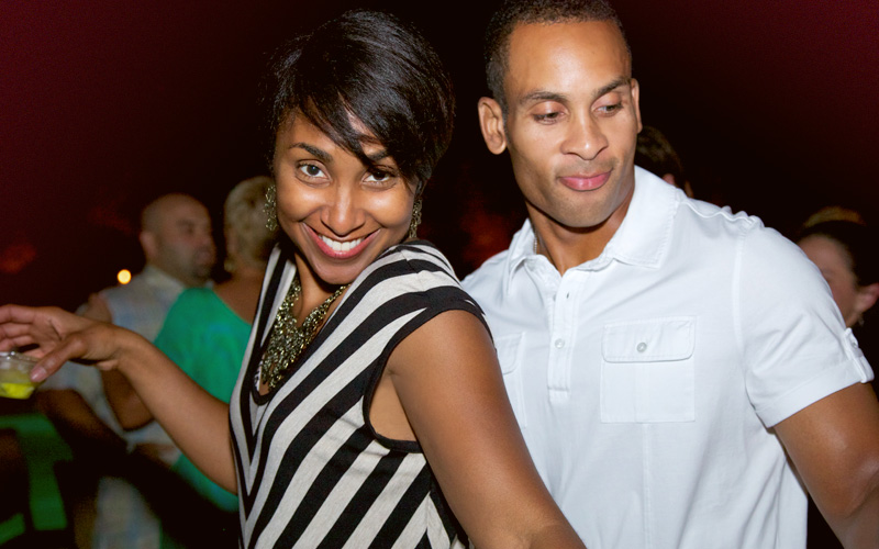 Parties at RiverCrest